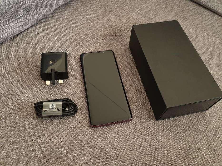 Samsung S9 Plus 256 Gigas Vendo Cambio
