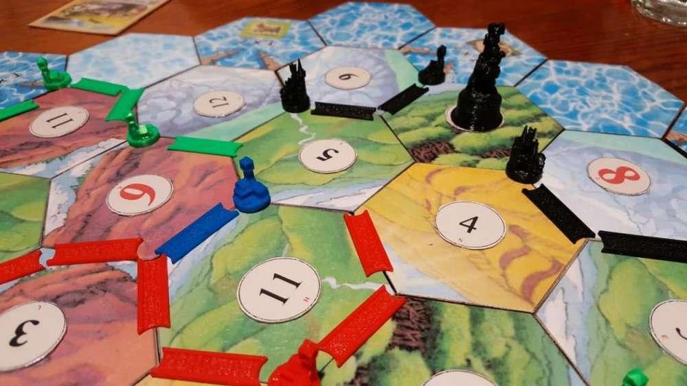 Catan - juego de mesa