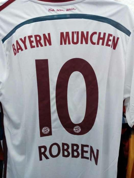 Bayer Robben Importada S Y M