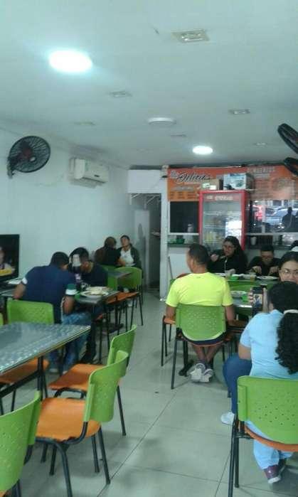 Vendo Restaurante Excelente Ubicacion