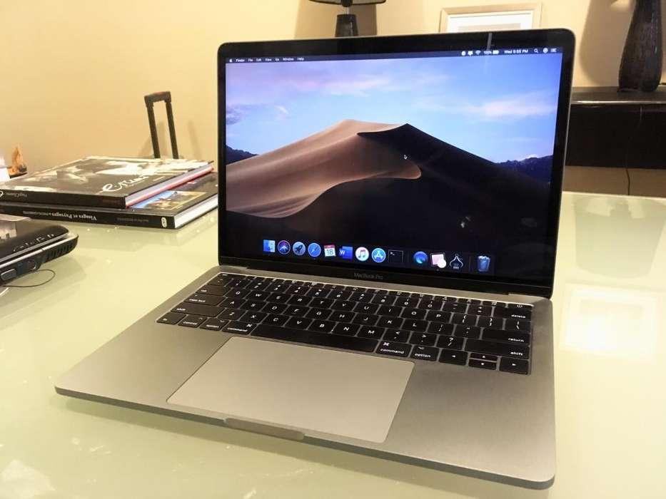 MacBook Pro 2017 256SSD 13 pulgadas