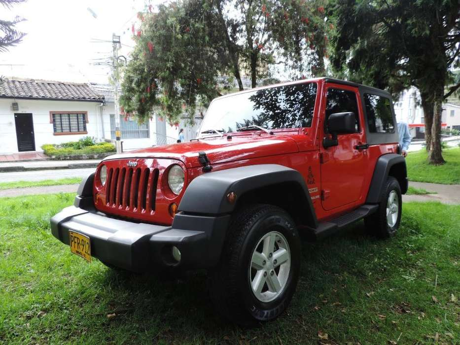 <strong>jeep</strong> Wrangler 2010 - 44000 km