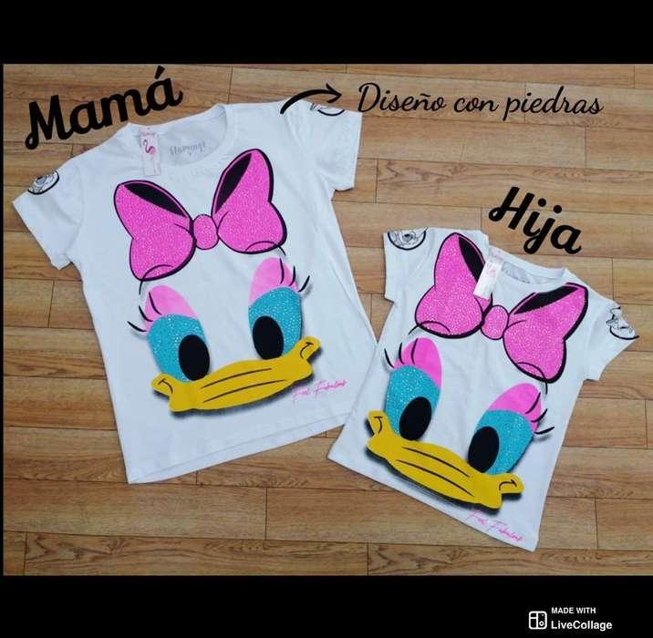 Camisetas para Mama E Hija