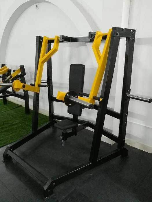 Pecho Frontal Hammer Maquinas para gimnasio