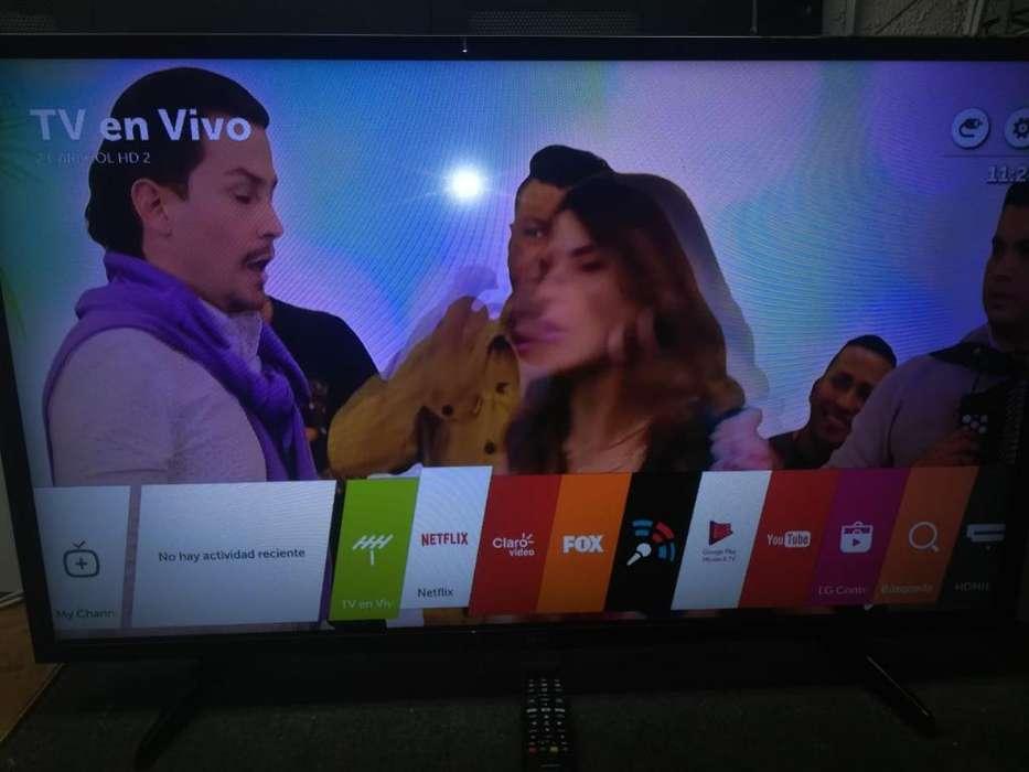 <strong>televisor</strong> Ultrahd Smart de 43 Wifi Tdt
