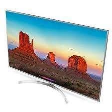 <strong>televisor</strong> LG 4K UHD SMART TV USADO COMO NUEVO GANGA