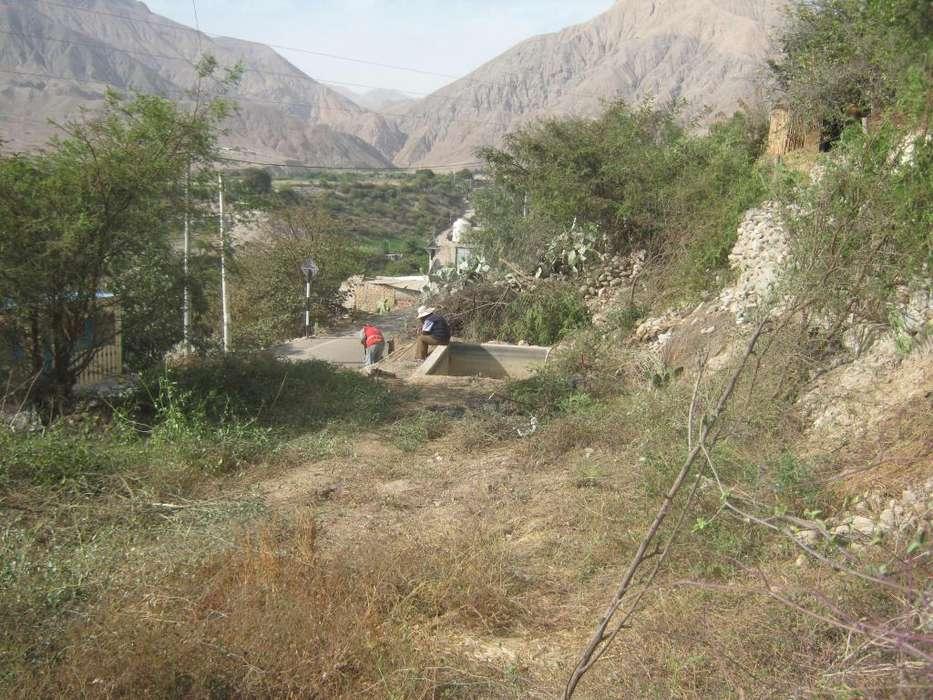 Remato Terreno en Moquegua. 550 mt2