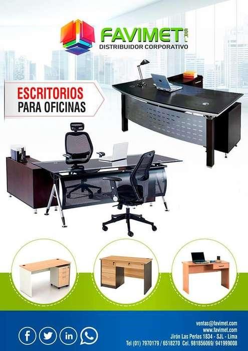 MUEBLES PARA OFICINA, ESTANTES Y VIDRIOS TEMPLADOS FAVIMET