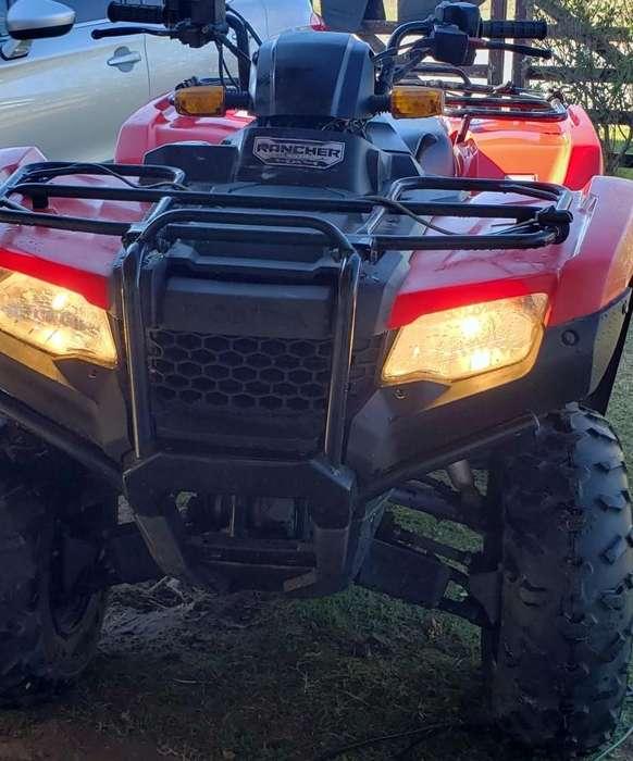 Cuatriciclo 420 4X4 FA automatico