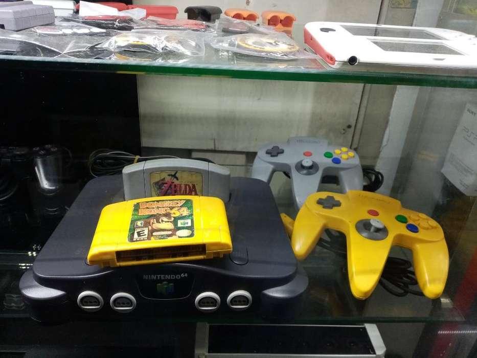Nintendo 64, 2 Juegos