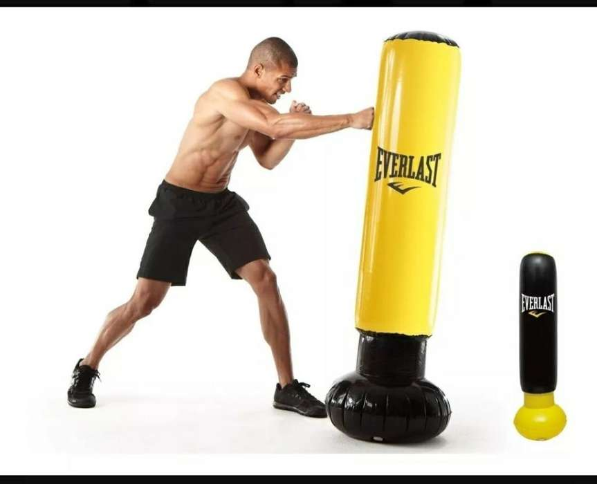 Torre Inflable para Boxeo Everlast