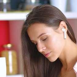 Auriculares Manos Libres Bluetooth tipo airpod I7S