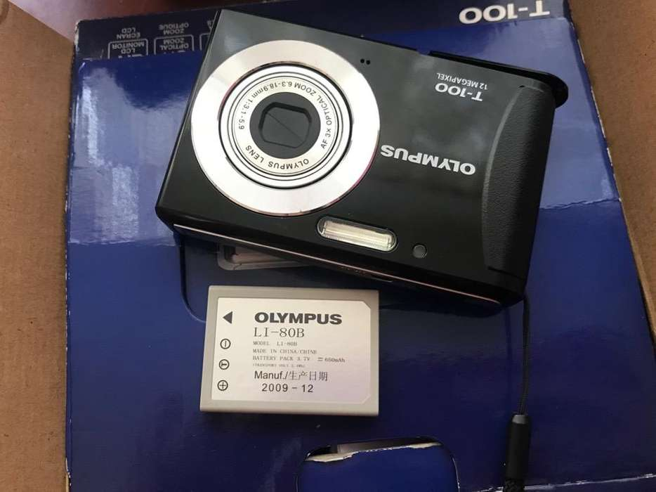 Cámara <strong>digital</strong> Olympus Perfecto Estado