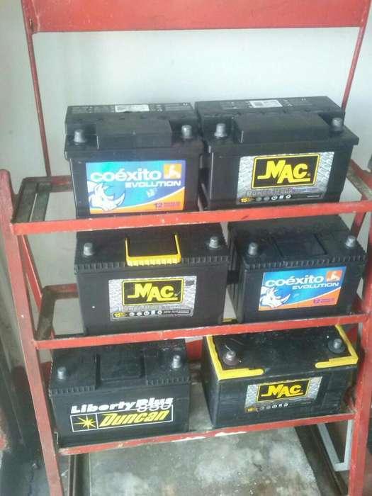 Baterias de Segunda con Garantia 6 Meses