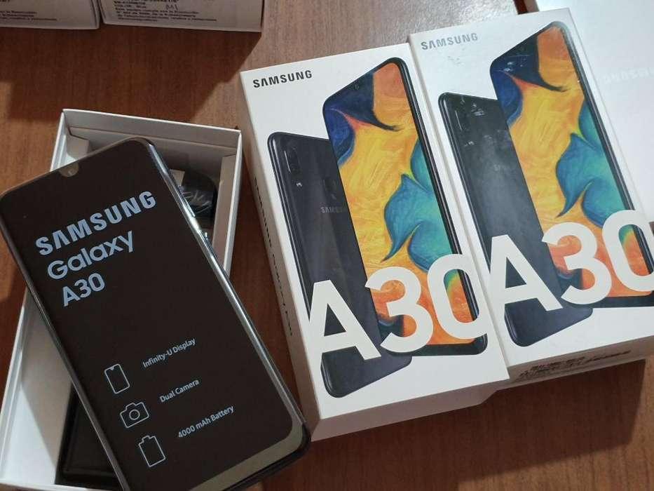 Samsung A30 Últimos en Stock
