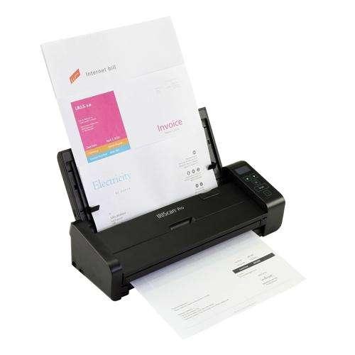 Scanner Iris Scan Pro 5