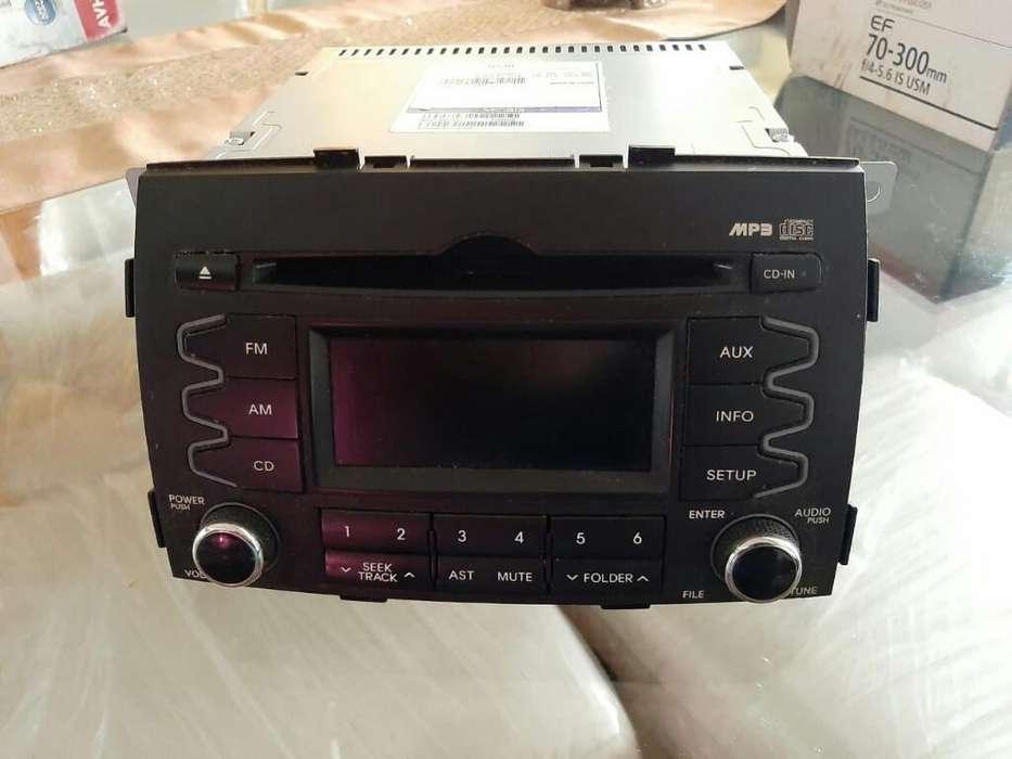 Auto Radio para Kia Sorento Original