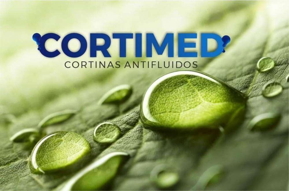 CORTINAS ANTIFLUIDOS