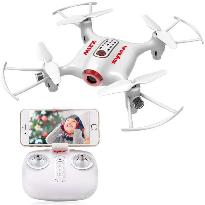 DRON SYMA X21W WIFI FPV ULTIMO DRON DISPONIBLE