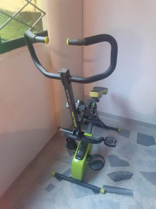 Vendo Body Crunch Evolution 2019