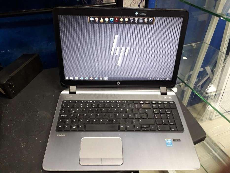 Vendo Hp Probook 15.6