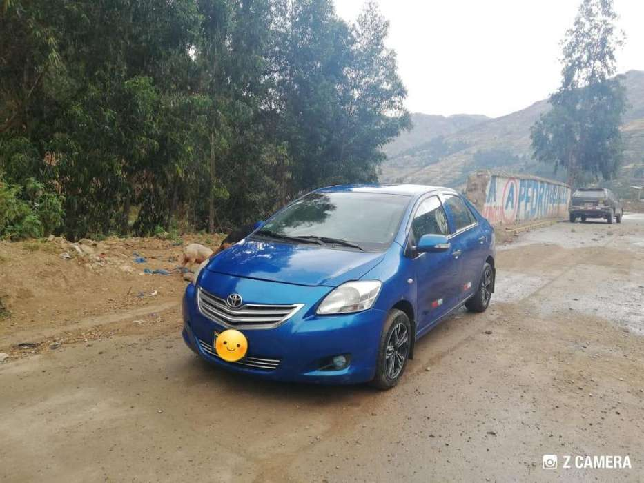 Toyota Yaris 2013 - 120 km