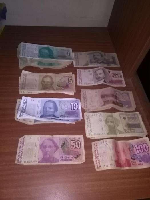 Billetes Antiguos Argentina
