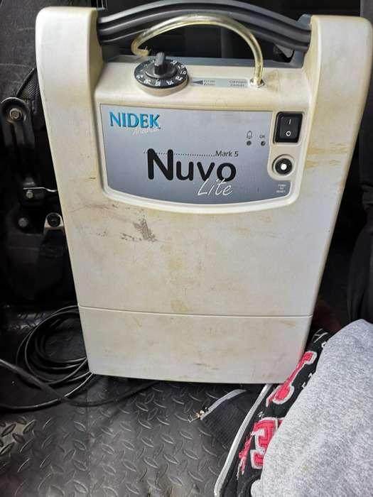 Comcentrador de Oxigeno
