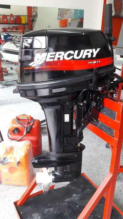 MERCURY 15 HP 2T-SÚPER-2004-ESPECTACULAR