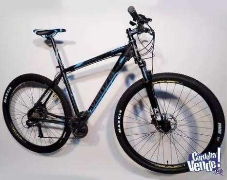 vendo bicicleta rodado 29 freno a disco