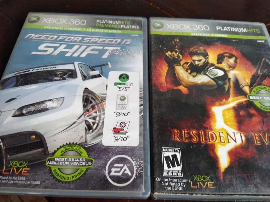 Juego de Xbox 360 Originales