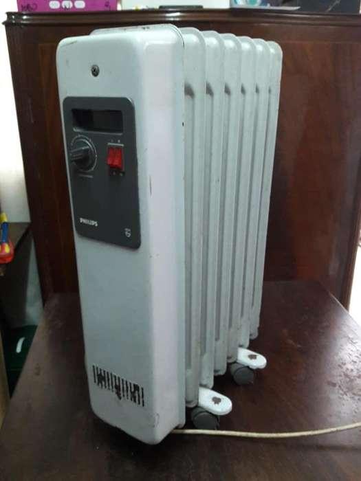 Estufa Radiador Philips ideal para estos frios Con Termostato