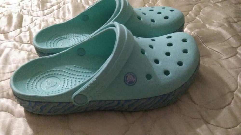 Crocs Verde Menta