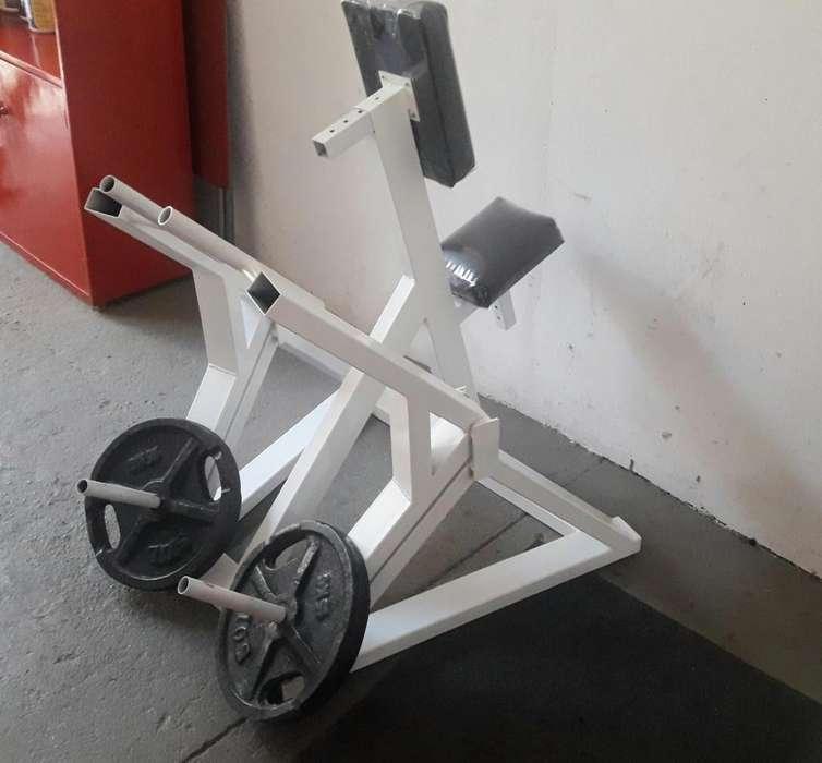 Remo hammer maquinas gimnasio lote de maquinas