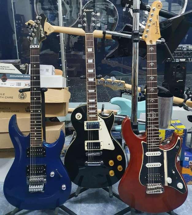Guitarras Varias Wild Pro Crimson Yamaha