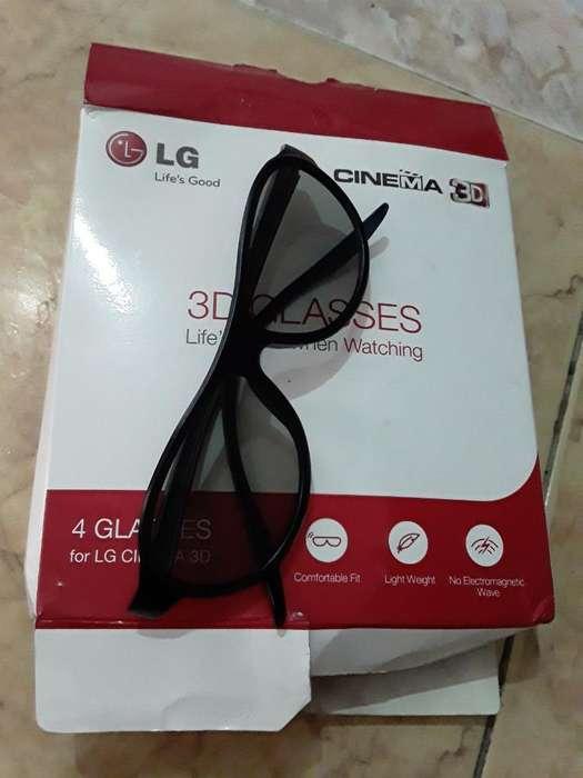 Gafas 3d Cinema Marca Glg