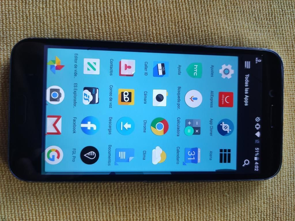 Vendo Htc Bolt 100 Neg San Salvador