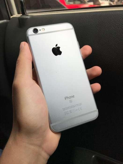 iPhone 6S Space Gray de 16Gb