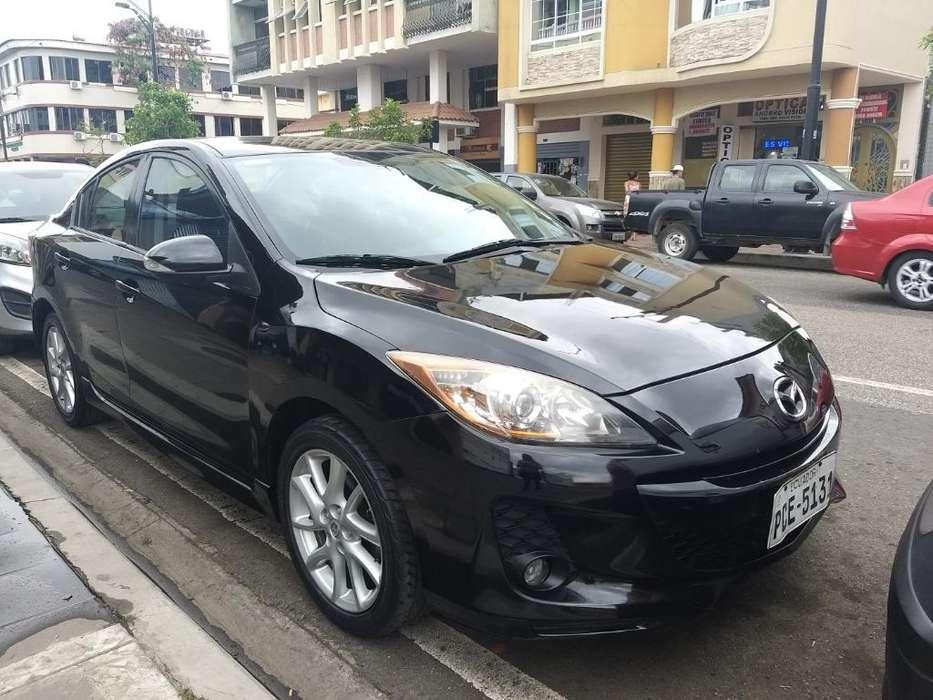 Mazda Mazda 3 2013 - 81292 km