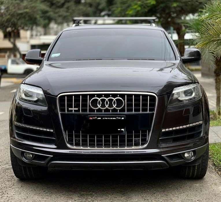 <strong>audi</strong> Q7 2013 - 85000 km