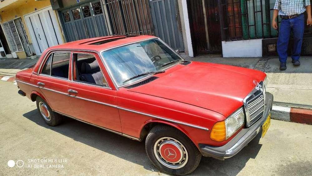 <strong>mercedes</strong>-Benz Clase E 1978 - 80000 km