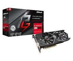 Asrock Phantom Gaming Radeon Rx 570 8GB