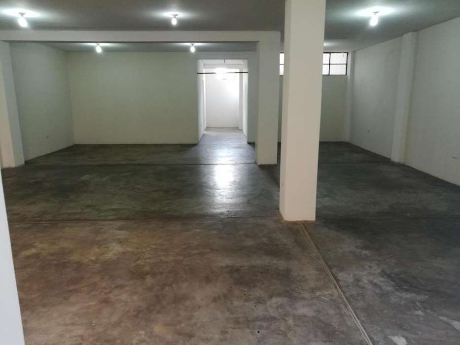 Alquilo Local Comercial 1er y 2do Piso 169m2 y 137m2
