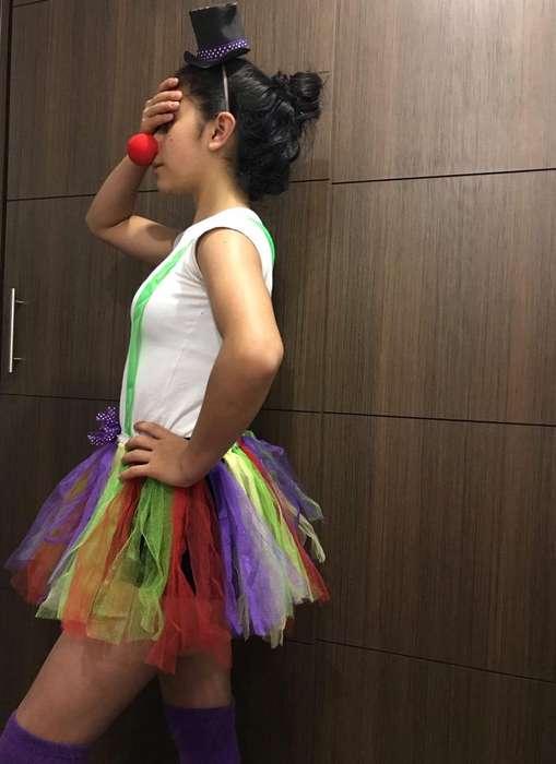 Disfraz de Payasita