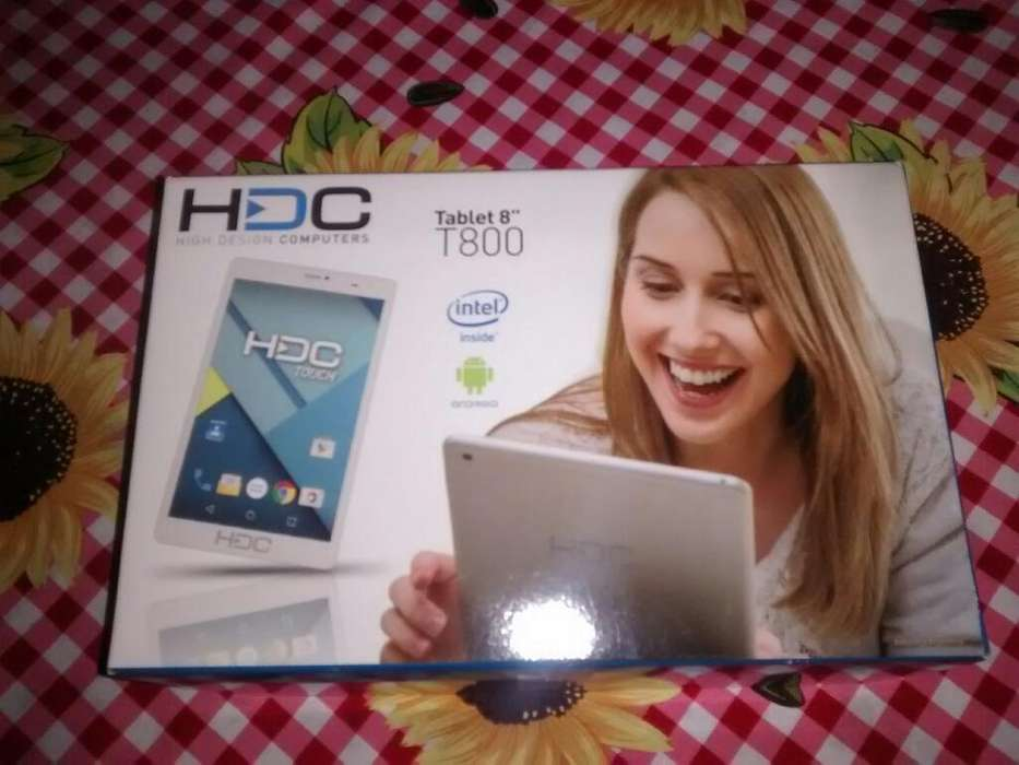 Tablet 8' Hdc