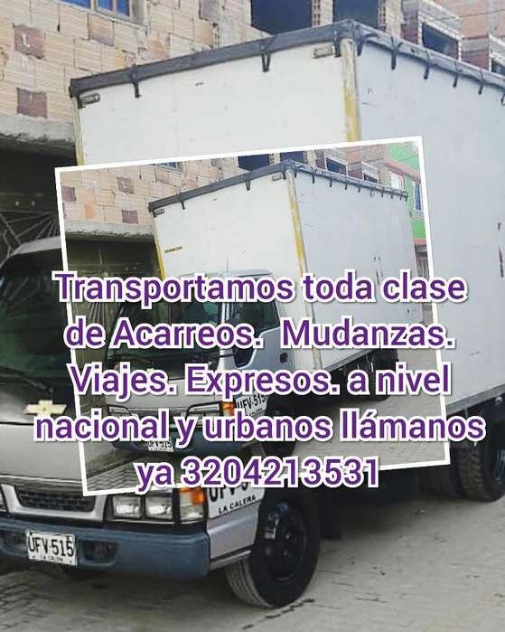 Servicio de Mudanzas a Nivel Nacional