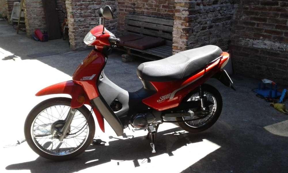 Vendo <strong>moto</strong> Keller crono110 nueva 2017 excelente estado 156370379