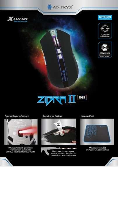 Zigra II Gaming Mouse