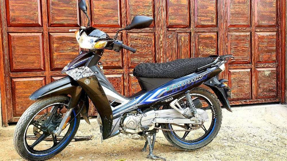 Remato Mi Moto Yamaha Crypton Cc110