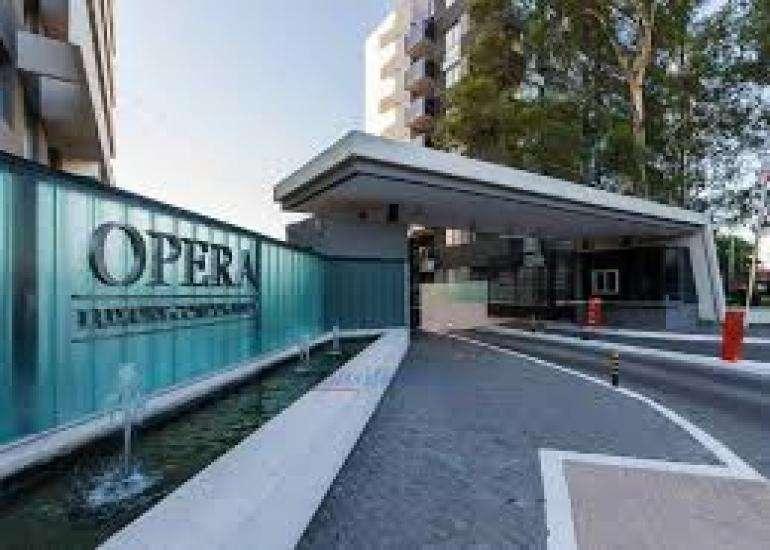 OPERA LUXURY. Torre VIP . 1 y 1/2 dorm. con balcón- PLANTA BAJA- Tipología C